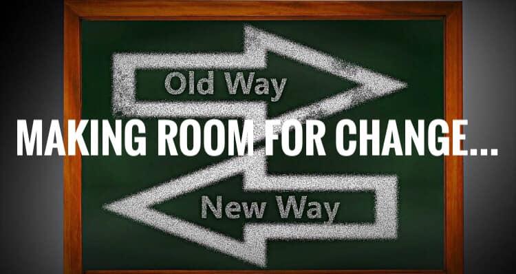 An Introvert's Silent Challenge ~ change